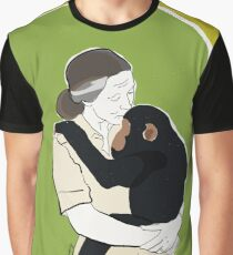 Dr. Jane Goodall Grafik T-Shirt