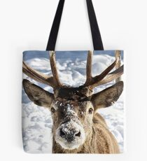 Frosted Snout Tote Bag