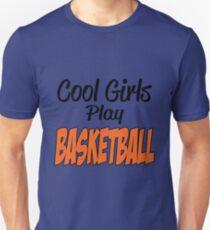 cool girls play basketball t shirt - Basketball T Shirt Design Ideas