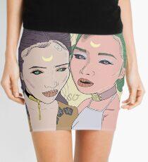 Final Dynasty Mini Skirt