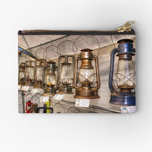 Lanterns Zipper Pouch