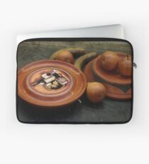 fruit bowl and cheese plater Laptop Sleeve