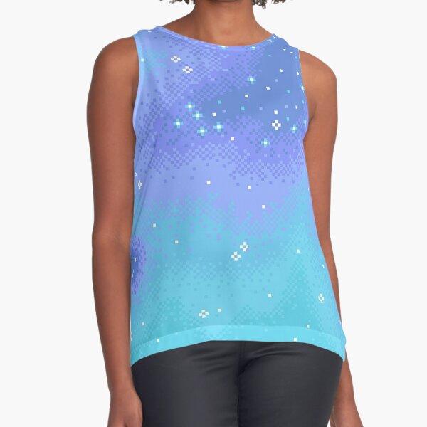 Twilight Nebula Sleeveless Top