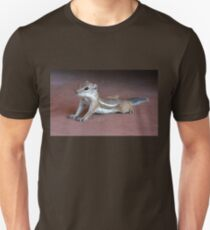 """Yoga Chipmunk"" Unisex T-Shirt"