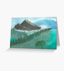 Willow Valley Greeting Card