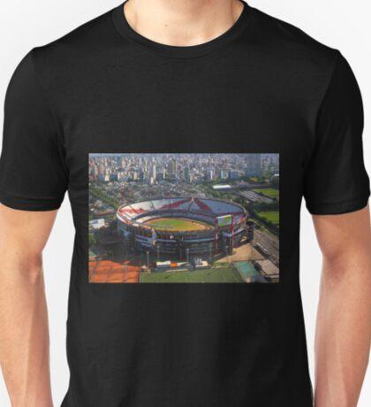 River Plate Stadium, Buenos Aires, Argentina T-Shirt