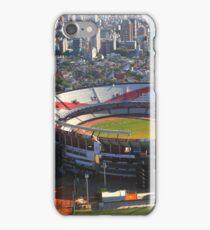 River Plate Stadium, Buenos Aires, Argentina iPhone Case/Skin