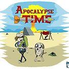 Apocalypse Time! by Elliot Boyette