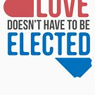 Love Doesn't Have to be Elected by mrnrobinson