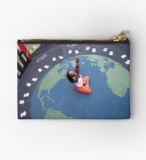World Peace, Yoga in Harlem, New York Studio Pouch