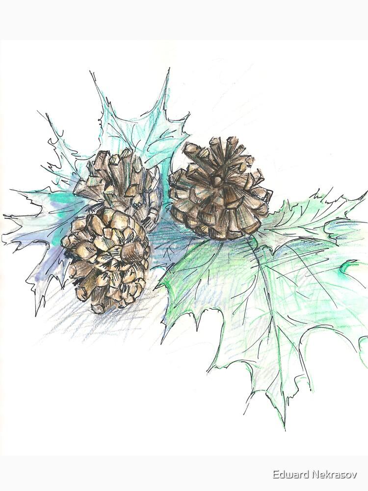Cones by Sadykova