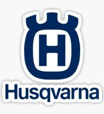 Husqvarna Logo Sticker
