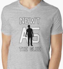 Subject A5: The Glue Men's V-Neck T-Shirt