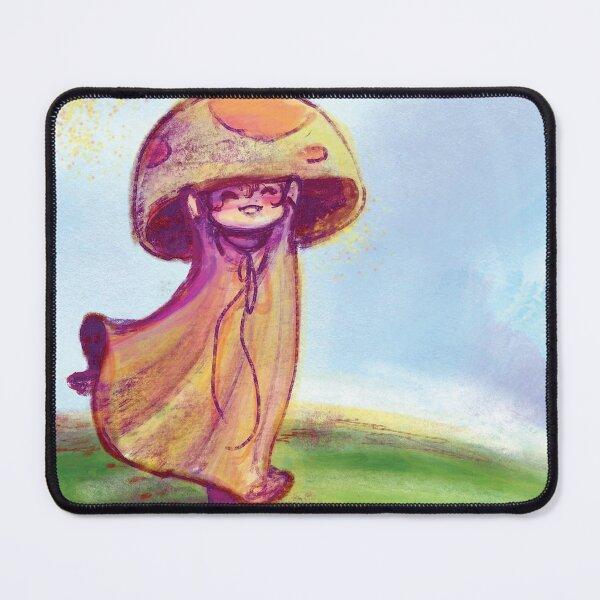 Mushroom Kid Mouse Pad