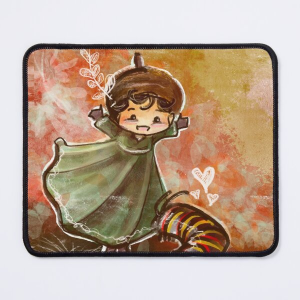 Fall Friend Mouse Pad