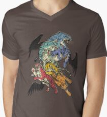 Seven Caged Tigers T-Shirt