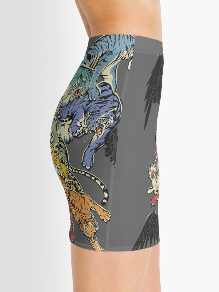 Alternate view of Seven Caged Tigers Mini Skirt