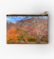 Fall Branches Studio Pouch