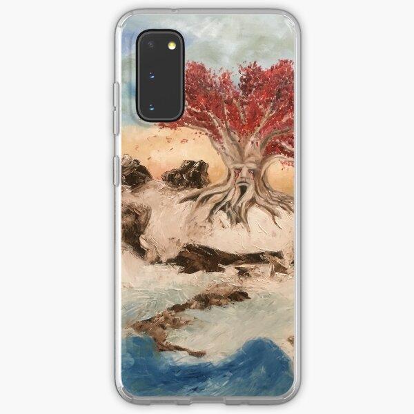 Game of Thrones Weirwood Tree Samsung Galaxy Soft Case