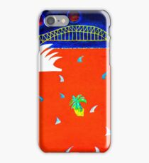 Sydney Harbour Shark Convention iPhone Case/Skin