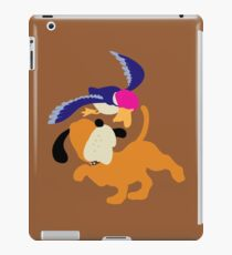 Smash Bros - Duck Hunt iPad Case/Skin
