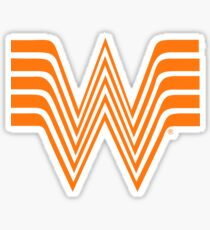 WHATABURGER = VERY SEXY Sticker