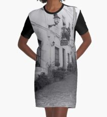 Pension Can Tort Graphic T-Shirt Dress