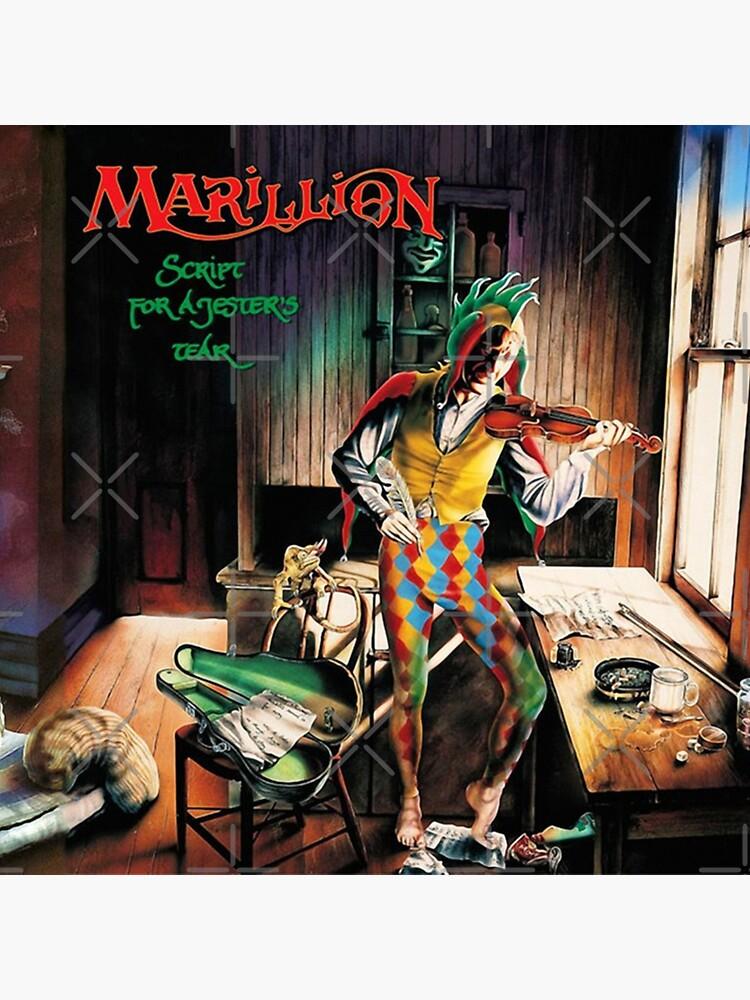 Marillion: Script For A Jester's Tears by Pop-Pop-P-Pow
