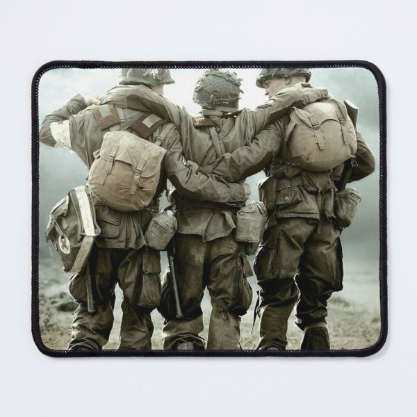 Movie Poster Mouse Pad