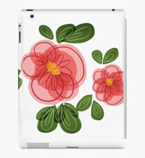 Moana Flower iPad Case/Skin