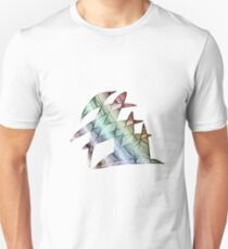 Reaching for the Sky - metalic Unisex T-Shirt