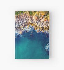 Crumbled Granite Hardcover Journal