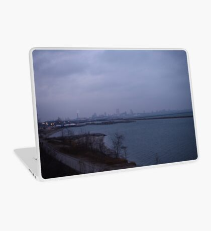 Milwaukee Skyline  Laptop Skin
