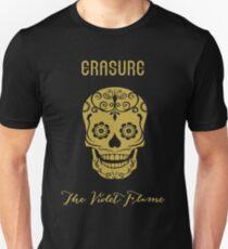 LÖSCHEN SIE DIE VIOLETTE FLAMME Unisex T-Shirt