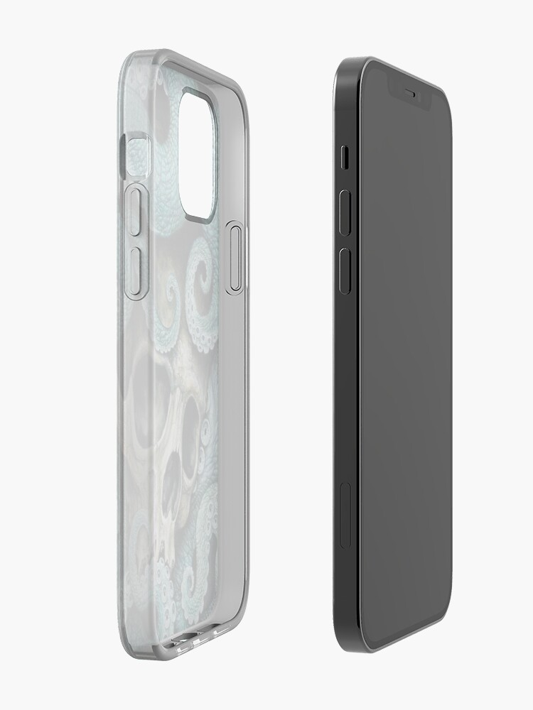 Alternate view of please love, don't die so far from the sea iPhone Case & Cover