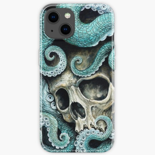 please love, don't die so far from the sea iPhone Soft Case