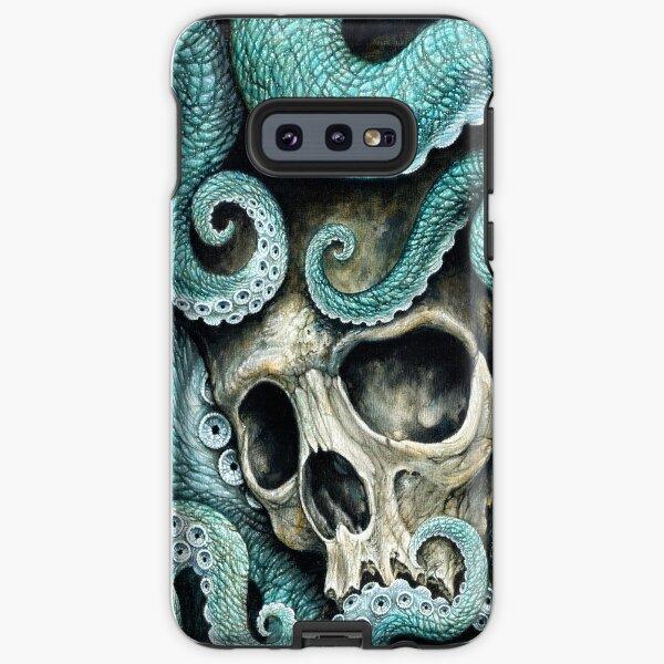 please love, don't die so far from the sea Samsung Galaxy Tough Case