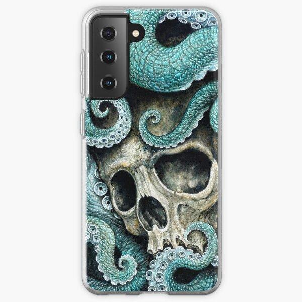 please love, don't die so far from the sea Samsung Galaxy Soft Case