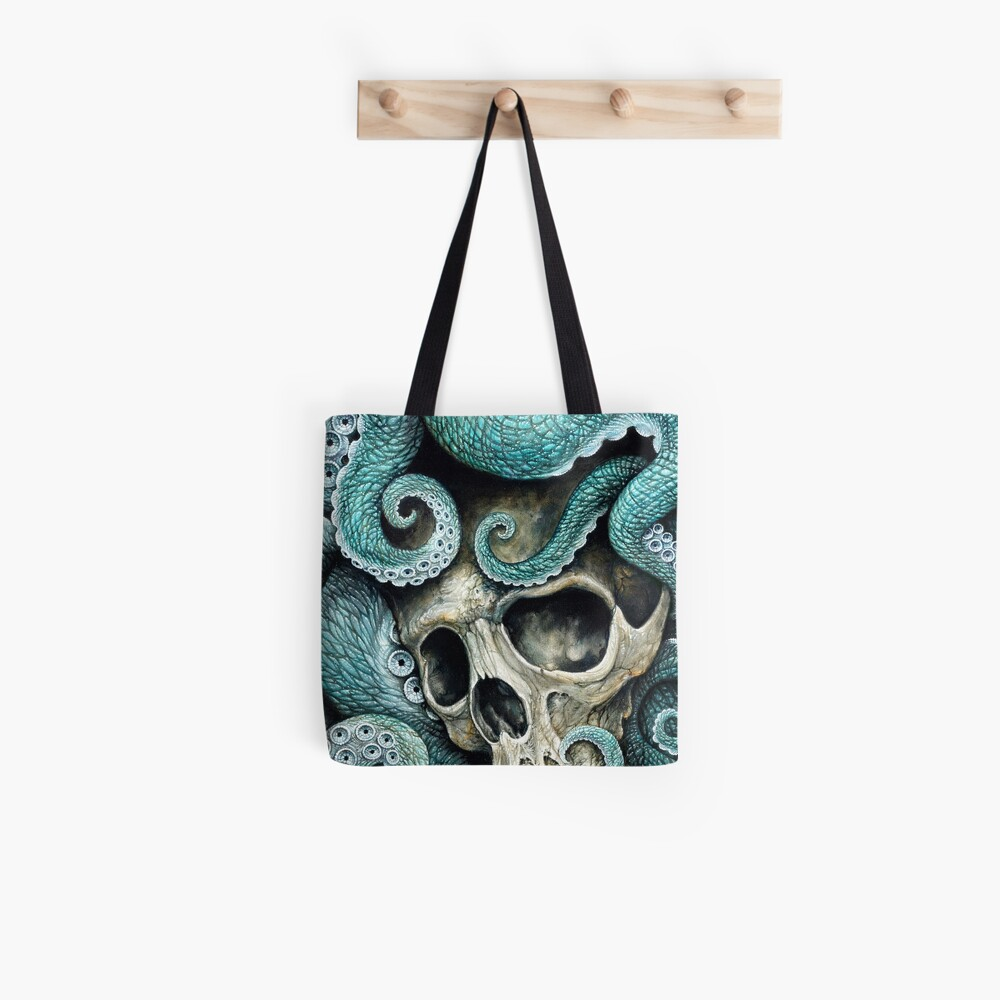 please love, don't die so far from the sea Tote Bag