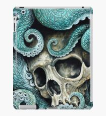 please love, don't die so far from the sea iPad Case/Skin