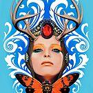 cicada queen by Dvf1973