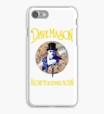 DAVE MASONS - ALONE TOGETHER AGAIN iPhone Case/Skin