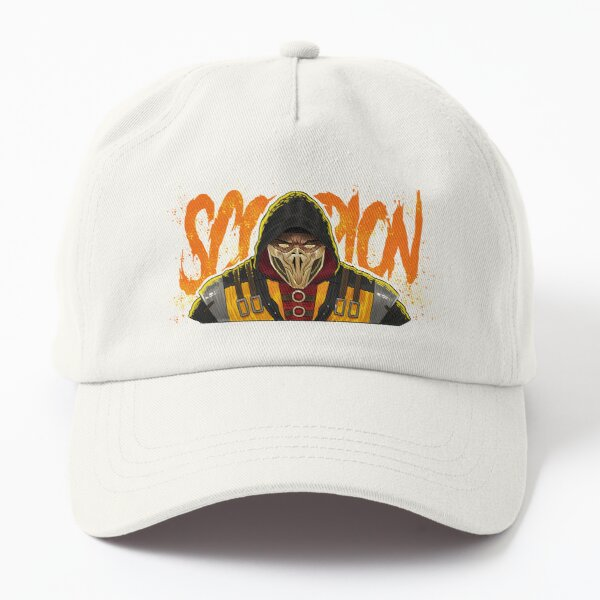 Scorpion Dad Hat