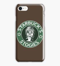 Starbuck's Stogies iPhone Case/Skin
