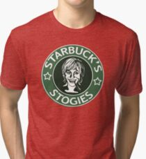 Starbuck's Stogies Tri-blend T-Shirt
