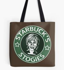 Starbuck's Stogies Tote Bag