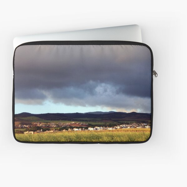 Storm Around the Country Side Laptop Sleeve
