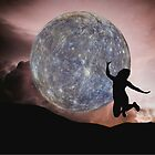 DANCING WITH THE MOON by GloriaSanchez