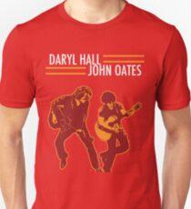 DARYL HALL AND JOHN OATES Unisex T-Shirt