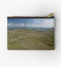 Hills and Valleys Studio Pouch